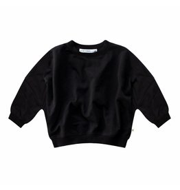 Your Wishes Sweater Solid Nio Black