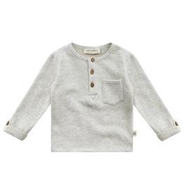 Your Wishes Shirt Melange Alfie Chalk