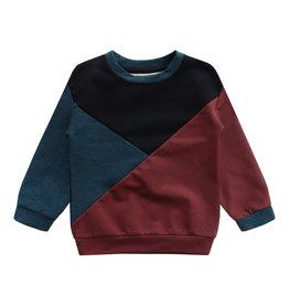 Your Wishes Sweater Triangle Blaze Brick