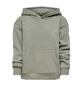 Kids Only Konevery Life Small Logo Hoodie Pnt Noos Shadow