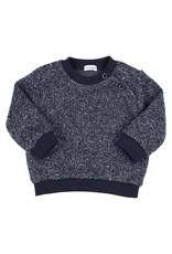 Gymp Sweater - Roxie - Baby Boys -  Blauw