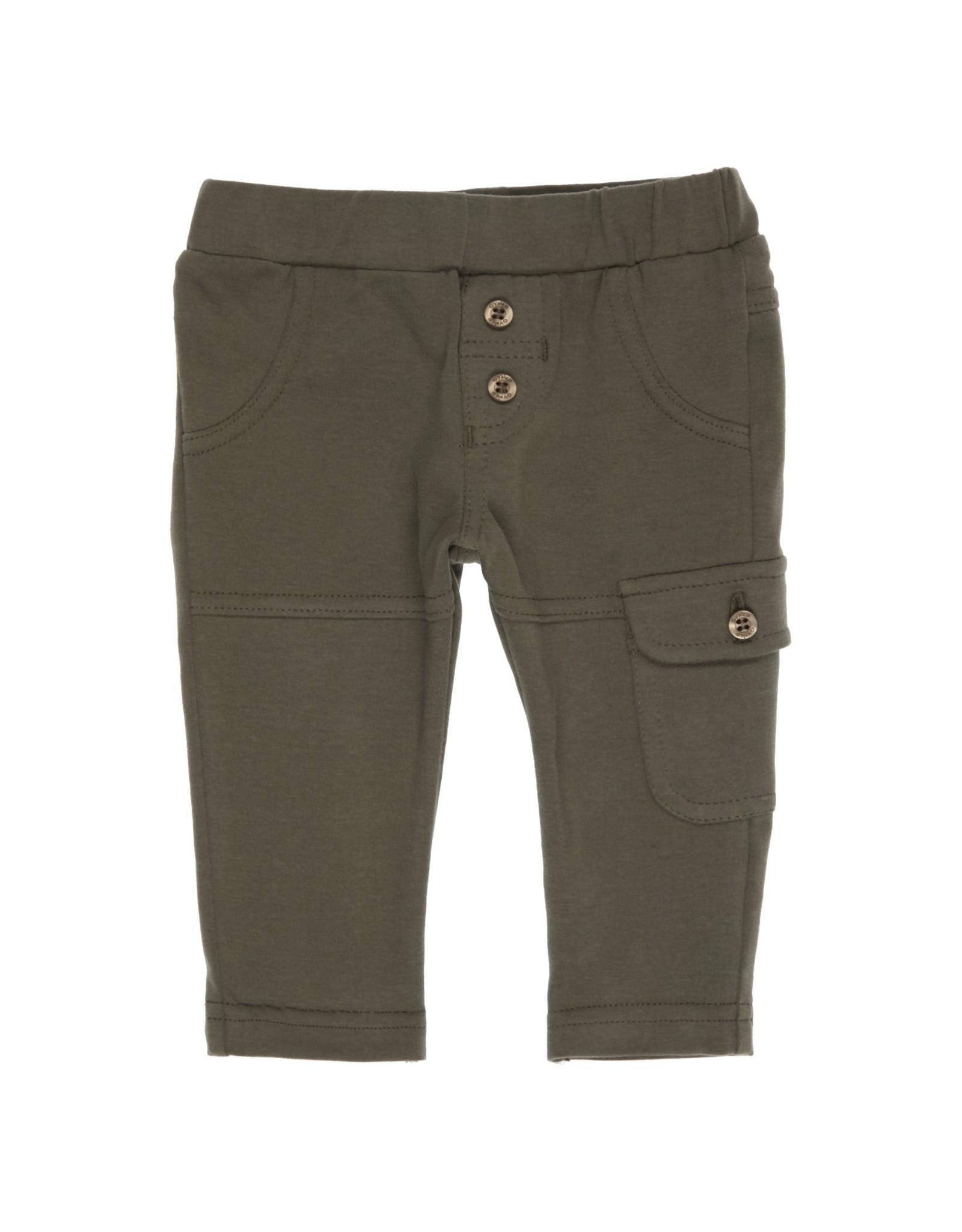 Gymp Pantalon - Side Pocket - Aerod Kaki