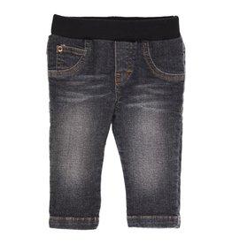 Gymp Pantalon - Jeans Elastic - Smi Antraciet