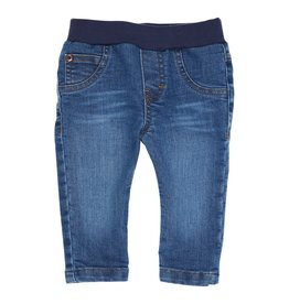 Gymp Pantalon - Jeans Elastic - Jas Blauw