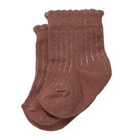 Levv Socks Brooke Mauve