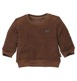 Levv Sweater Ben Brown Almond