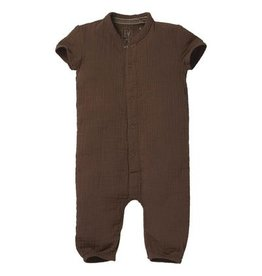 Levv Playsuit Billy Brown Almond