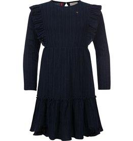 LOOXS Little Girls Jurk Navy