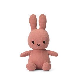Nijntje Sitting Mousseline Pink - 23 cm