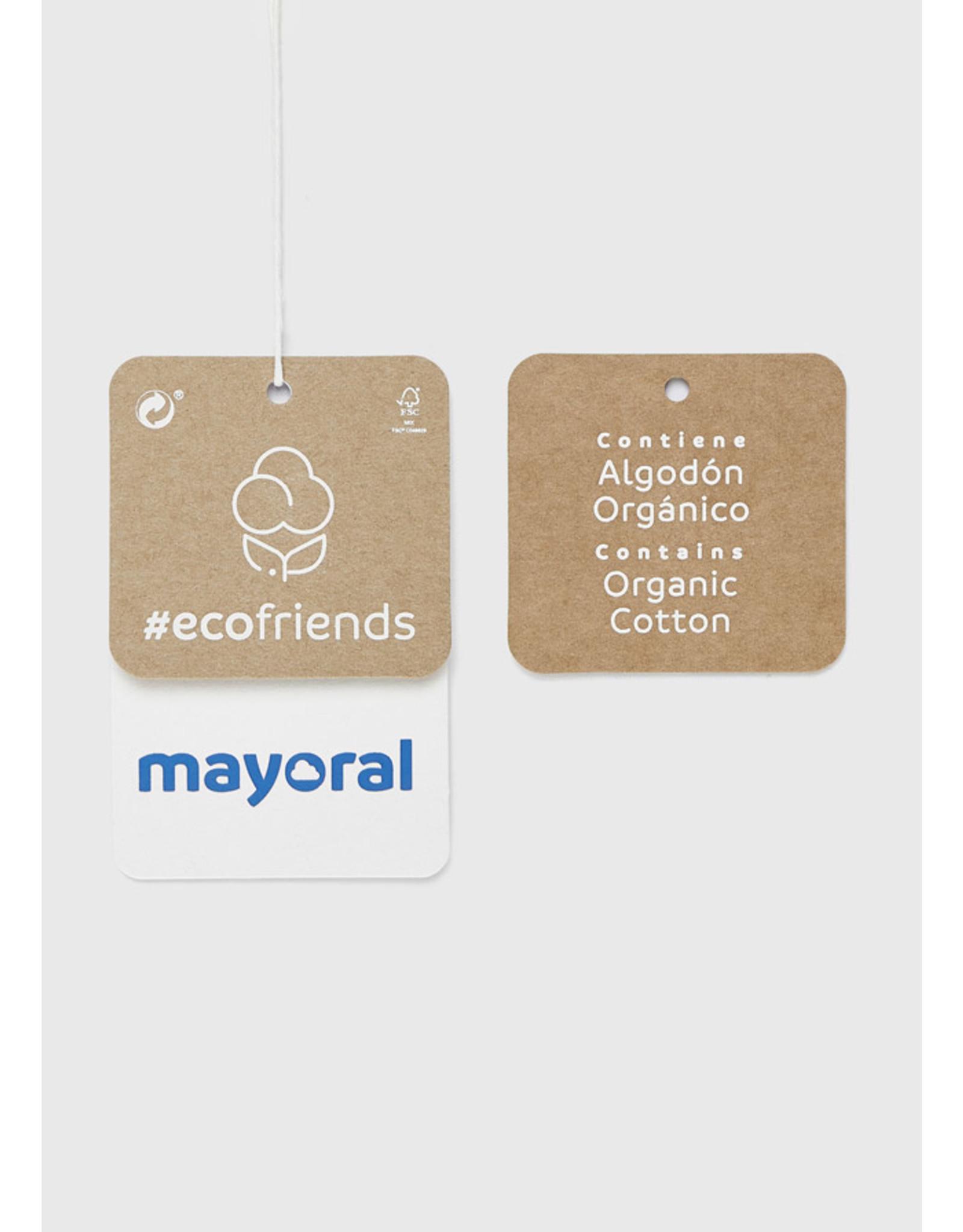 Mayoral L/s basic t-shirt Natural