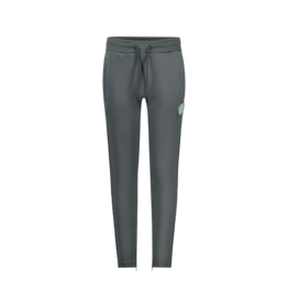 Malelions Junior Sport Warming Up Trackpants Antra/Mint