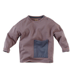 Z8 Boys Sweaters Jafar Red rust/Nighty knight
