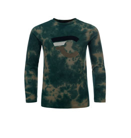 Common Heroes TIM T-shirt LM Cloud DYE army