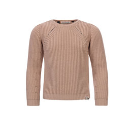 LOOXS 10sixteen knitted pullover Hushed salmon
