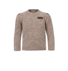 LOOXS 10sixteen chenille pullover sand smoke