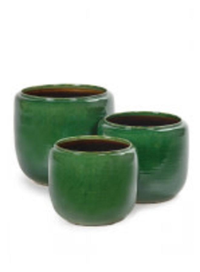 POT COSTA S GREEN D18,5 H19