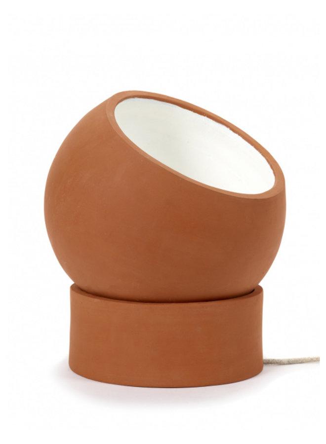 TERRA FLOOR LAMP LOW D32 H36 CM