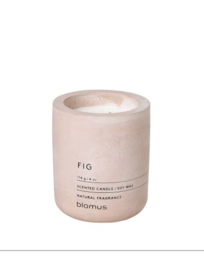 SCENTED CANDLE FIG Ø 6.5  CM