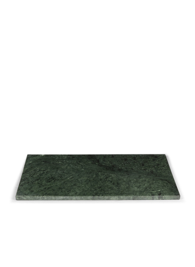 GREEN MARBLE RECTANG BOARD M
