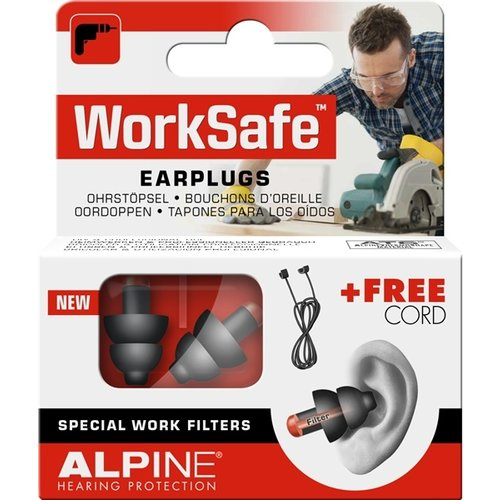 Alpine Hearing Protection Alpine Worksafe