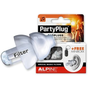 Alpine Hearing Protection Alpine Partyplug