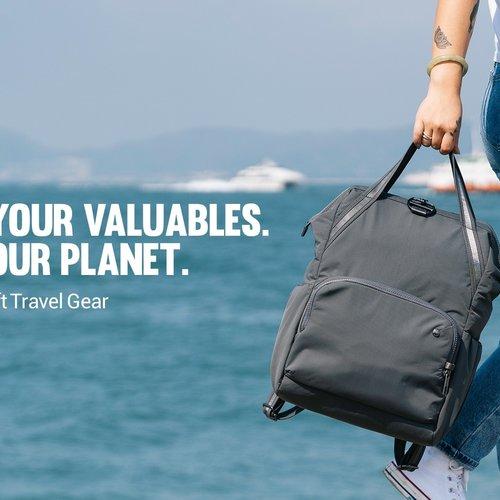 Pacsafe Smart Travel Gear beschermt jouw reisartikelen