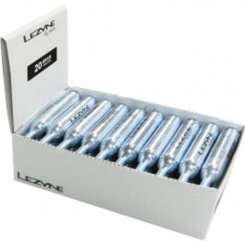 Lezyne Lezyne CO2 patronen 20g 30box