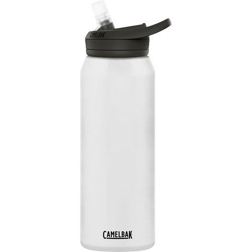 CamelbaK CamelbaK Eddy+ Vacuum Stainless  - 1L White