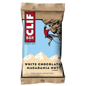 Clif Bar Clif Bar White Chocolate Macadamia energiereep - doos 12 stuks