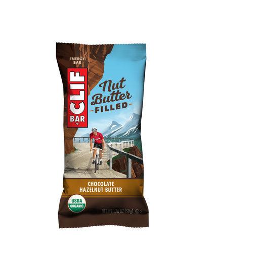 Clif Bar Clif Bar NBF Chocolate Hazelnut Butter energiereep - doos 12 stuks
