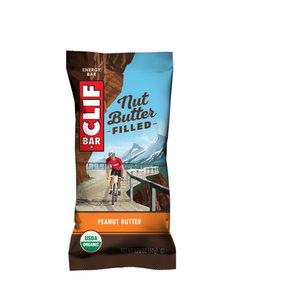 Clif Bar Clif Bar NBF Peanut Butter energiereep - doos 12 stuks