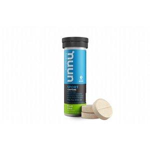 Nuun Fresh Lime + Caffeïne - Nuun Energy Sportdrank 1 buisje a 10 tabletten