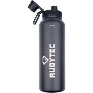 Rubytec Rubytec Shira 1100ml Cool Drink Bottle - Black