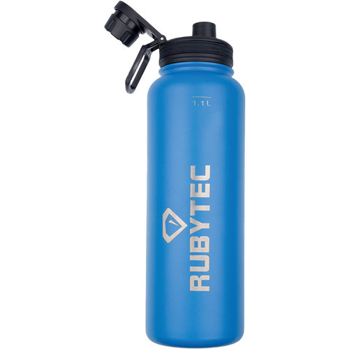 Rubytec Rubytec Shira 1100ml Cool Drink Bottle - Black