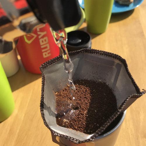 Rubytec Rubytec Drip Stainless Coffee Filter