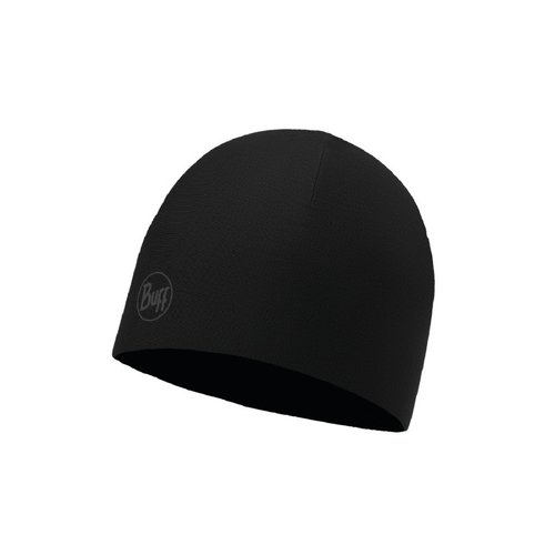 BUFF® Microfiber Reversible Hat Buff® - R-Solid Black