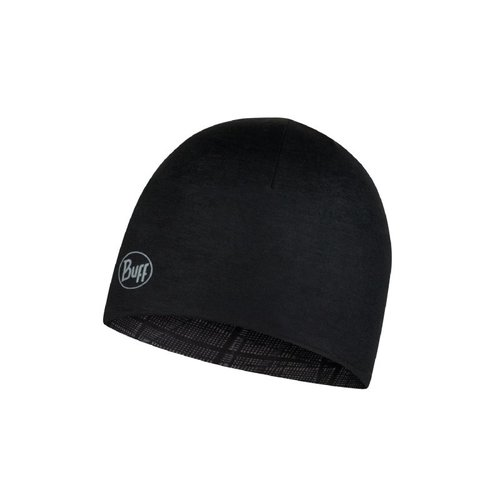 BUFF® Microfiber Reversible Hat Buff® - Embers Black