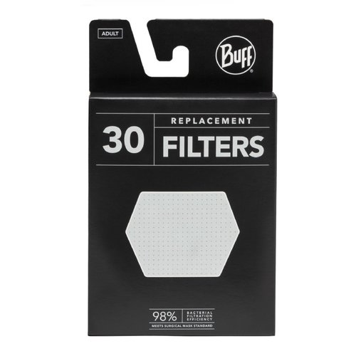 BUFF® BUFF® Mondkapjes Filterpack Navulling 30 stuks