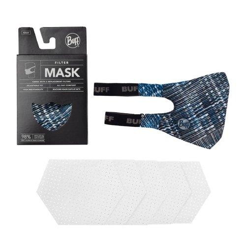BUFF® BUFF® Child Filter Masker - Kasai Blue