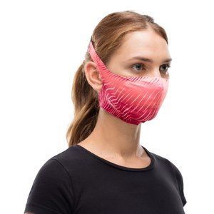 BUFF® BUFF® Mondkapje met filter - Keren Flash Pink
