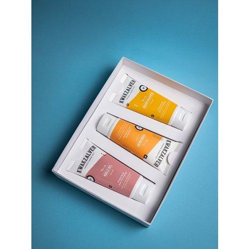 Kwakzalver Kwakzalver Giftbox - De Hersteller 1