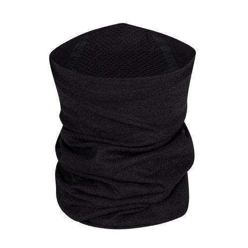 BUFF® BUFF® Mondkapje model neckwarmer met filter - solid black