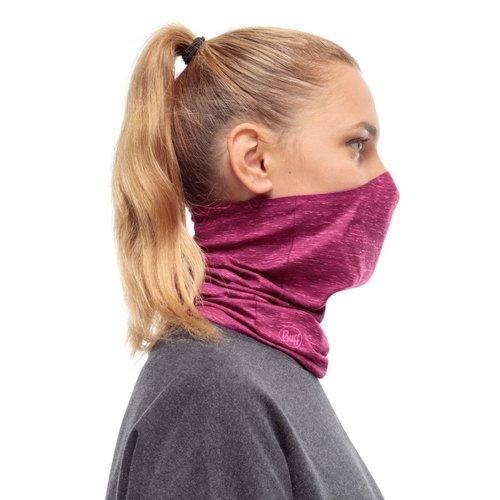 BUFF® BUFF® Mondkapje model neckwarmer met filter - pump pink heather