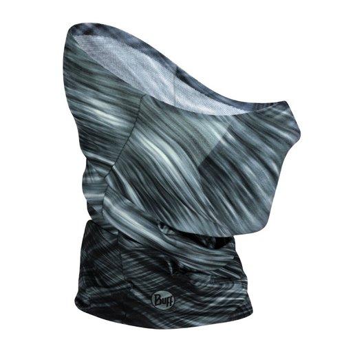 BUFF® BUFF® Mondkapje model neckwarmer met filter - shoren black