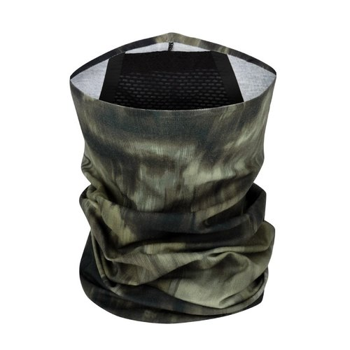 BUFF® BUFF® Mondkapje model neckwarmer met filter - itakat kaki