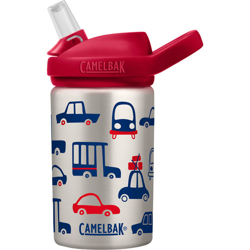 CamelbaK CamelBak Eddy+ Kids Single Wall SST 0,4 L Cars& Trucks