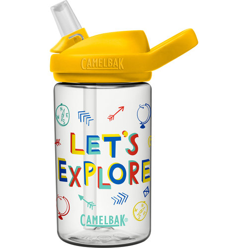 CamelbaK CamelBak Eddy+ Kids 400ml Let's Explore