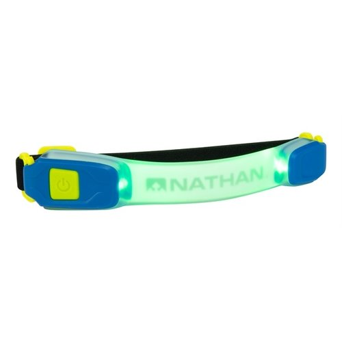 Nathan Nathan Lightbender RX - 3-color Led armband