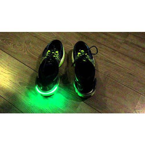 Nathan Nathan Lightspur - green led