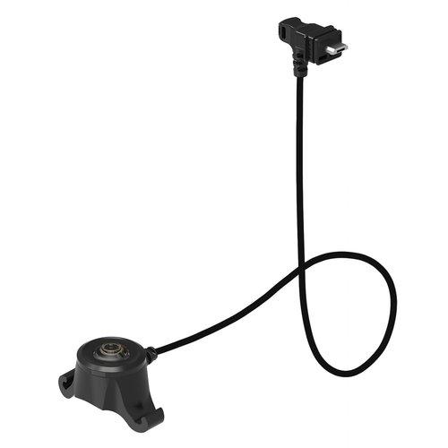 Lezyne Lezyne Micro Drive PRO 800XL Front - black
